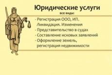 Подготовлю досудебную претензию 14 - kwork.ru