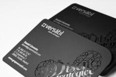 Сделаю дизайн (визитных карточек) 14 - kwork.ru