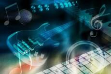 Готов помоч тебе с фоновой музыкой 16 - kwork.ru