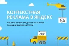 Акция. Настройка Поиск Директ и РСЯ в одном кворке 27 - kwork.ru