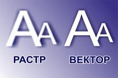 Отрисую в векторе любую картинку, изображение 75 - kwork.ru