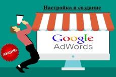 Настройка Кампании Google Adwords 23 - kwork.ru