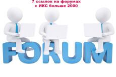 25 вечных жирных ссылок на Ваш сайт 25 - kwork.ru