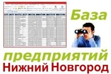 База для холодного обзвона, для смс или ватсап рассылки, для звонков 5 - kwork.ru