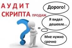 Аудит звонков менеджеров по продажам 7 - kwork.ru
