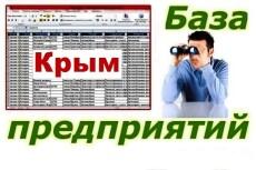 База предприятий Читы и Забайкальского края 18926 контактов 24 - kwork.ru