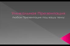 Создам шаблон презентации 15 - kwork.ru