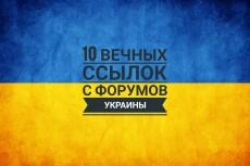 Крауд ссылки - ручное размещение 8 ссылок на медицинских форумах 16 - kwork.ru