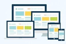 Создание простого сайта на Joomla 24 - kwork.ru