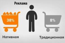Настрою и запущу для Вас Тизерную рекламу в 2 тизерных сетях 10 - kwork.ru