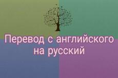 Приведу текст в соответствие с нормами и правилами русского языка 16 - kwork.ru