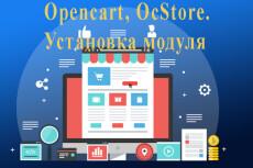 Установлю модуль упрощённой регистрации и заказа на OpenCart OcStore 9 - kwork.ru