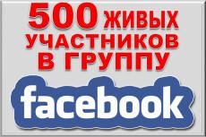 1000 друзей на профиль в Одноклассники. Без ботов и программ 21 - kwork.ru