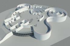 Отстрою 3D модель в SketchUp + визуализация 41 - kwork.ru