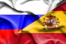 Выполню письменный перевод с испанского на русский 23 - kwork.ru