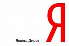 Ведение рекламной кампании в Яндекс Директ 16 - kwork.ru