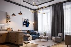 3D моделирование и визуализация мебели 102 - kwork.ru