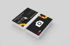 Дизайн макет визитки 50 - kwork.ru