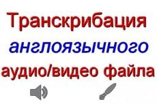 Транскрибация 7 - kwork.ru