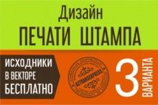 Подготовлю макеты к печати, Prepress, Препресс 13 - kwork.ru