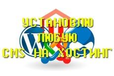 Установлю сайт на хостинг 17 - kwork.ru