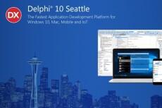 Напишу программу на Delphi 37 - kwork.ru