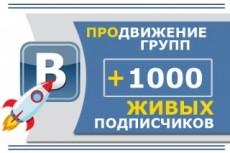 300 подписчиков на паблик Вконтакте, без ботов и программ 23 - kwork.ru