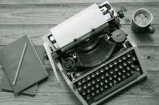 Набор текста из любого источника рукописный, машинный, фото и пр 20 - kwork.ru