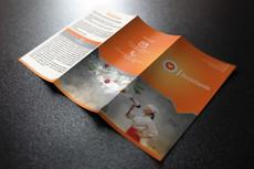 Разработаю макет буклета 13 - kwork.ru