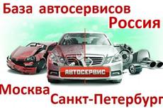 База компаний Санкт-Петербурга для обзвона и рассылок 8 - kwork.ru