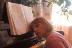 Песня на заказ под фортепиано 5 - kwork.ru