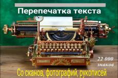 Литературное глубокое редактирование художественных текстов 15 - kwork.ru