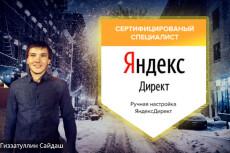 Перенесу рекламные кампании Яндекс директа в другие аккаунты 6 - kwork.ru