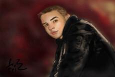 Нарисую портрет в фотошопе 16 - kwork.ru