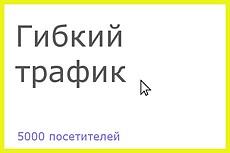 Мощный SEO трафик с сеансами посещений до 10 минут 5 - kwork.ru
