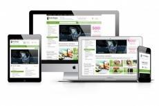 создам сайт на конструкторе 12 - kwork.ru