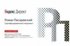 Настрою яндекс директ под ключ 20 - kwork.ru