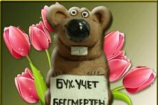 Заполнение нулевой налоговой отчетности для ООО и ИП 7 - kwork.ru