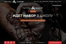 Сделаю адаптивный сайт на wordpress 30 - kwork.ru