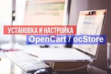 Opencart, Ocstore. Скорость загрузки 22 - kwork.ru