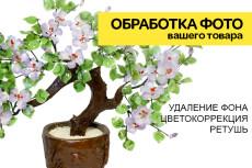 Стилизация фото под акварель 34 - kwork.ru
