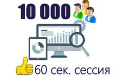 Улучшение поведенческих факторов - 1000 посетителей на сайт 8 - kwork.ru