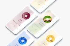 UX-UI Дизайн мобильного приложения для iOS - Android 27 - kwork.ru