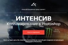 Вышлю шаблоны landing page и + большой комплект доп. материалов 4 - kwork.ru