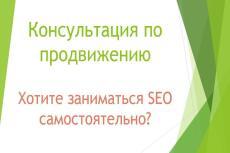 Полный анализ вашего сайта 14 - kwork.ru