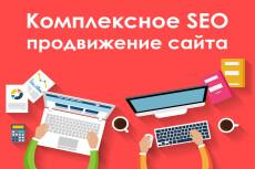 Продвижение сайта по ключевым запросам в ТОП 8 - kwork.ru