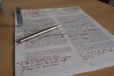 Переведу аудио и видео в текст. Наберу текст с pdf, сканов, рукописей 26 - kwork.ru
