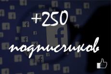 Добавлю 500 активных русскоязычных подписчиков на паблик в Facebook 7 - kwork.ru