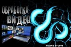 Обработаю видео качественно 24 - kwork.ru