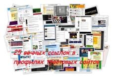 15 жирных вечных ссылок с трастовых сайтов с высоким ИКС - Путь в ТОП 24 - kwork.ru